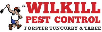 Forster Pest Control & Taree Pest Control by Wilkill Pest Control